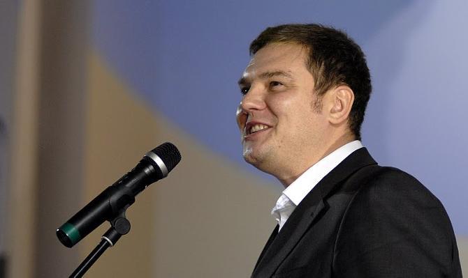 Кажется, Павел Кореневский рад тому, что на СТВ появился белорусский чемпионат