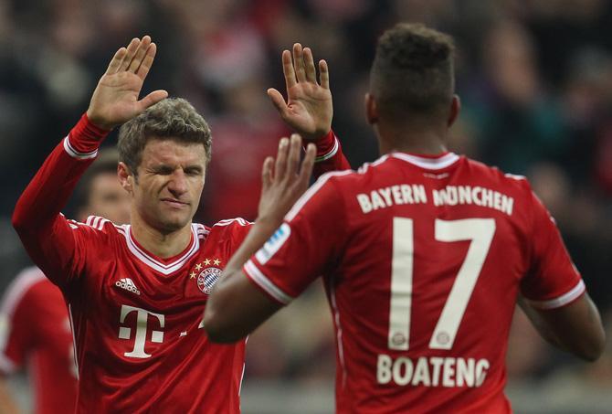 «Бавария» установила новый рекорд Бундеслиги по длине беспроигрышной серии, которая у нее насчитывает уже 37 матчей.