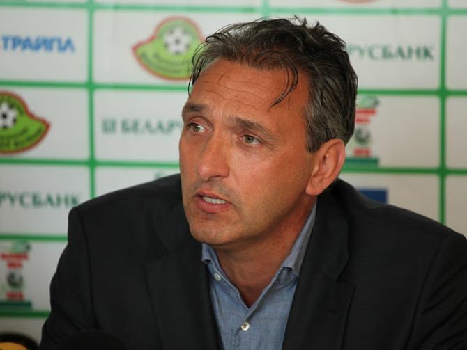 Роберт Маскант признался, что его команда играла с БАТЭ на победу.