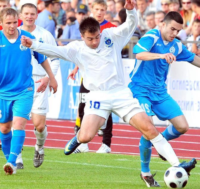 Антон Матвеенко вновь оденет днепровскую форму, а вот сыграть против динамовцев в этом сезоне он не сможет