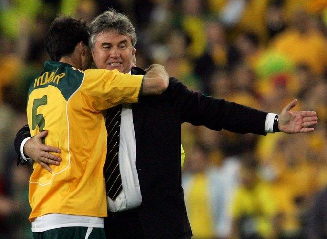 Только лишь вымолив прощение у духа обманутого шамана, сборная Австралии Гуса Хиддинка квалифицировалась на ЧМ-2006