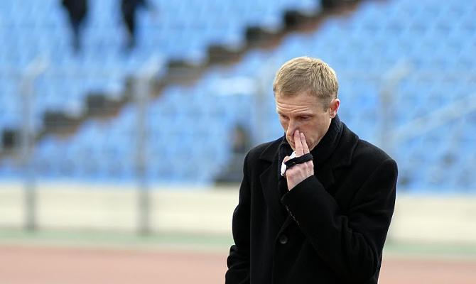 Тяжелые времена для Олега Василенко начались уже на самом старте чемпионата.
