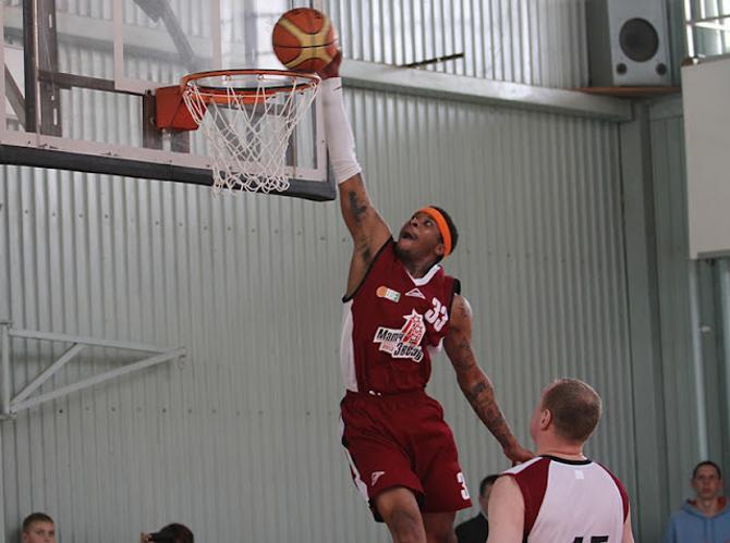 Бобби Мэйз стал одним из самых эффектных баскетболистов «Матча звезд».