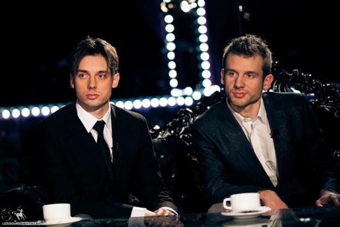 Дмитрий (слева) и Владимир намерены доказать Европе, что и в Беларуси умеют делать хорошую музыку