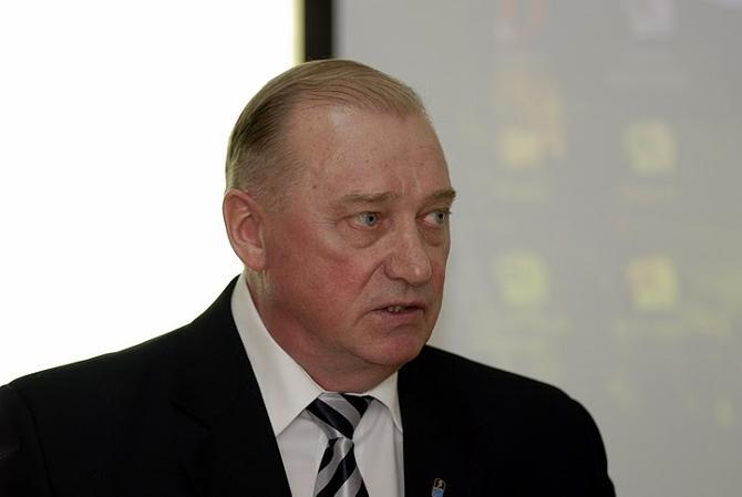 Евгений Ворсин возглавил белорусский хоккей в непростое время