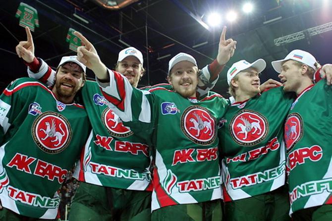 В Казани опять рассчитывают в конце сезона радоваться больше всех.