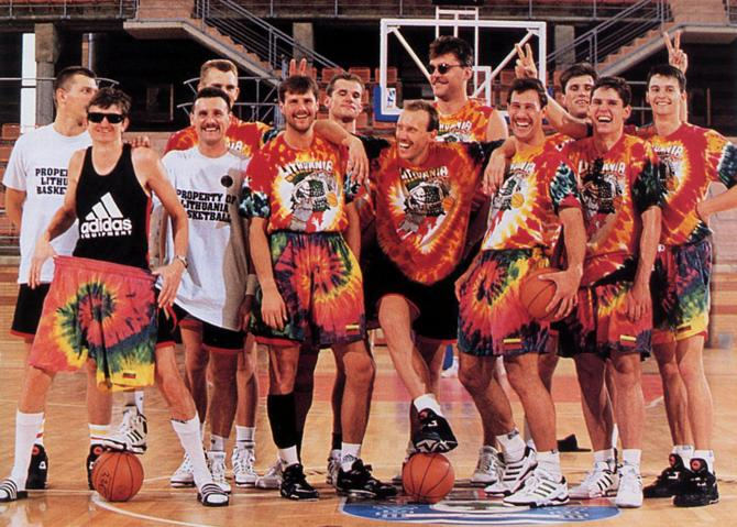 «Дрим-тим» Олимпиады-92