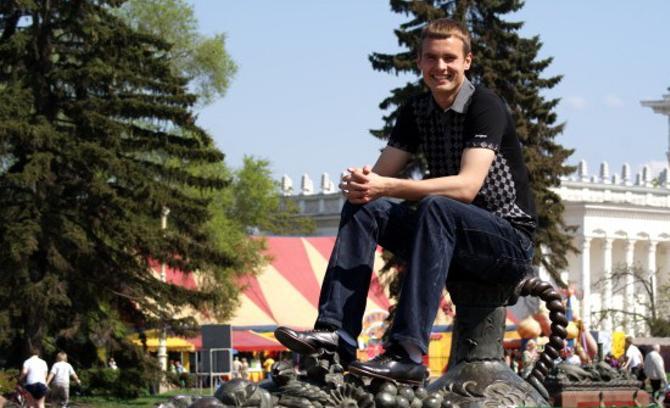Артем Гомелько приехал в Жодино за игровой практикой