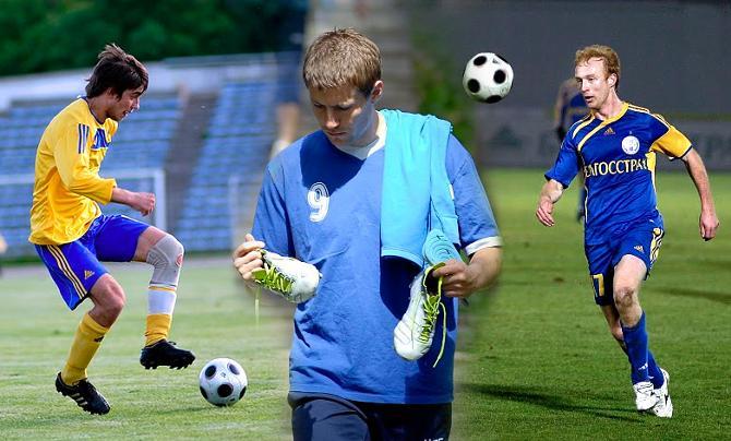 Футболист не может нравится всем. А некоторые всем не нравятся...