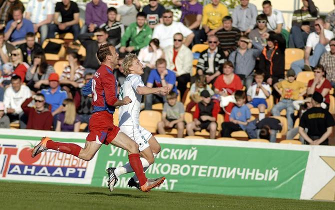 Того глядишь, «Минск» догонит «Гомель» в турнирной таблице уже на выходных