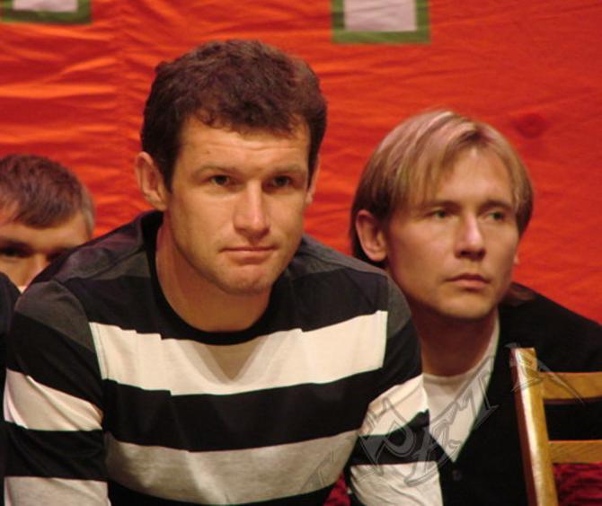 Сергей Гуренко думает о будущем гродненского футбола
