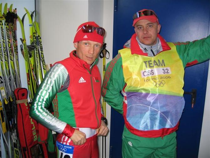 Владимир Драчев успел стать призером чемпионата мира и в российской сборной, и в белорусской.