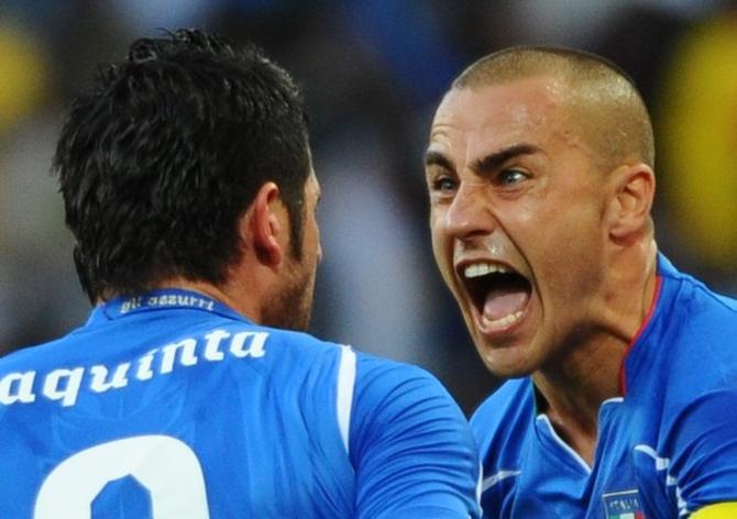 Фильм ужасов для Италии начнется, если ей не удастся обыграть сборную Словакии.