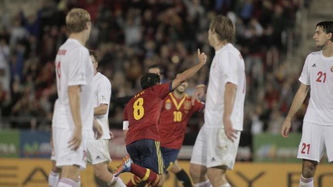 Испания -- Беларусь
