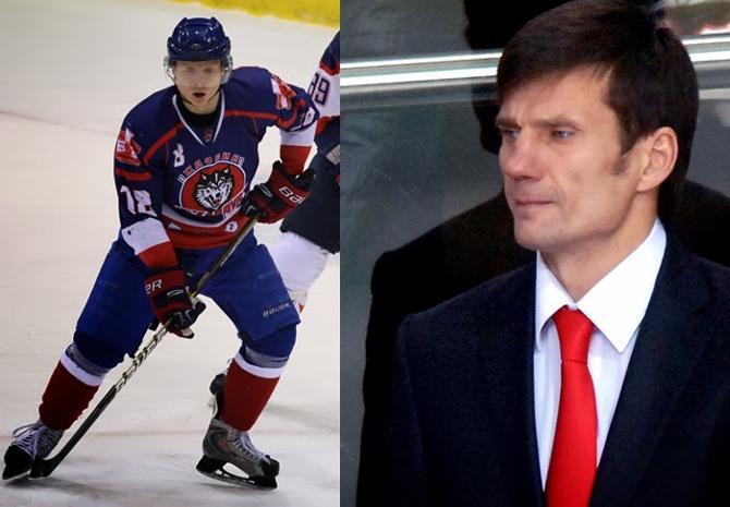 Вячеслав и Игорь Андрющенко — отец и сын