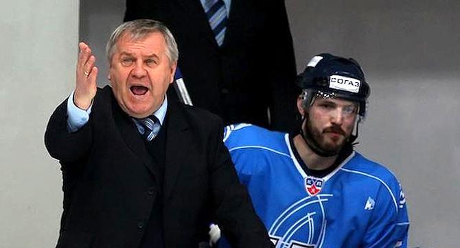Владимир Крикунов. Свой человек для белорусского хоккея