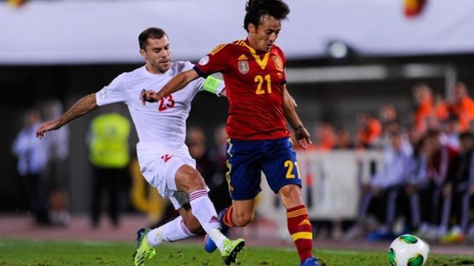 Последняя игра в отборочном цикле заставила Бориса Тасмана гордиться сборной Беларуси