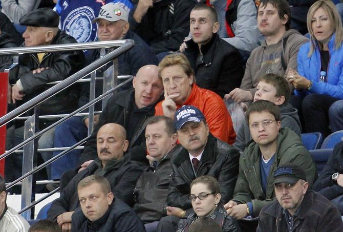 Глен Хэнлон увидел в белорусском хоккее много позитивных моментов