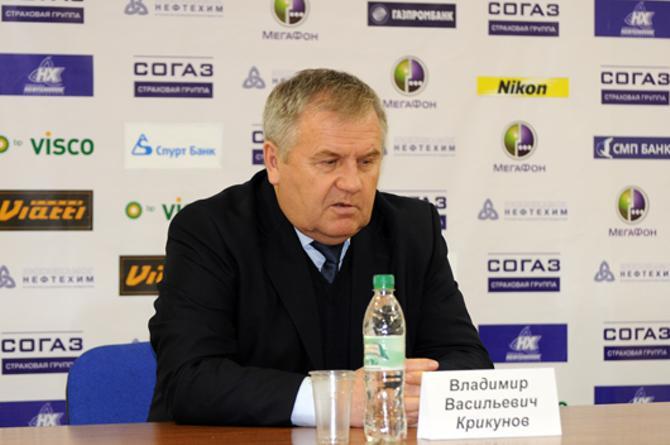 Владимир Крикунов в оценках суров, но объективен.