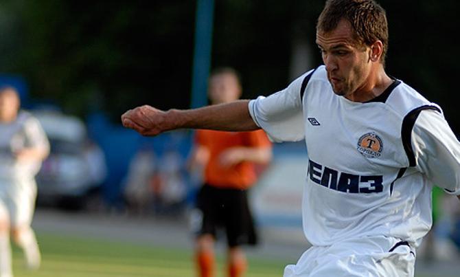 Игорь Кривобок - в числе лучших снайперов Лиги Европы.