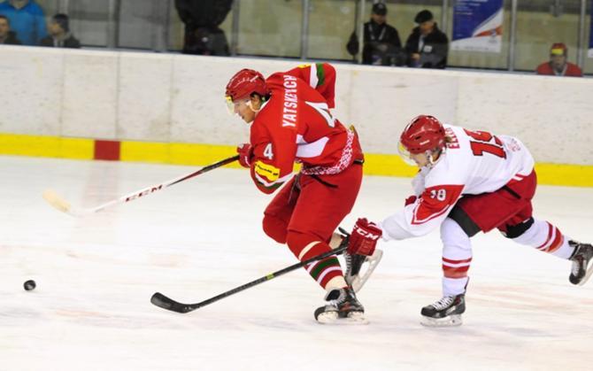 Артем Яцкевич стал одним из лучших белорусских защитников на чемпионате.