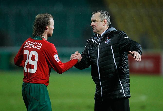 По словам Леонида Кучука, он с первых минут понял, как выстроил игру против его команды Виктор Гончаренко