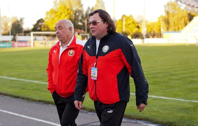 Алексей Вергеенко привлекал Игоря Ковалевича для работы с нынешней «молодежкой», так что команда новому главкому знакома