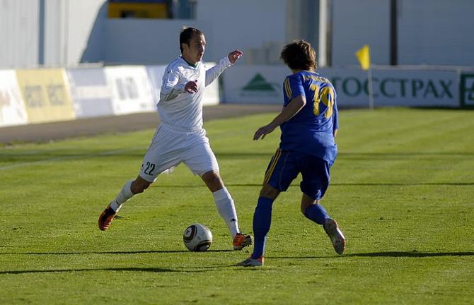 Игорь Стасевич так и не смог огорчить свою бывшую команду.