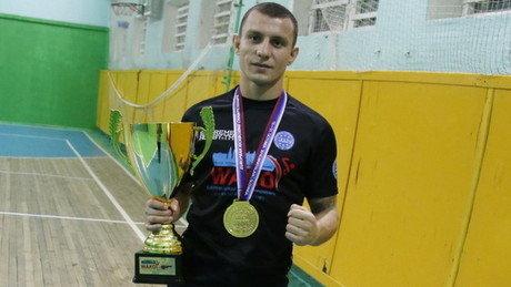 Сварщик из Ивацевичей в 25 решил стать спортсменом – и выиграл чемпионат Европы по кикбоксингу