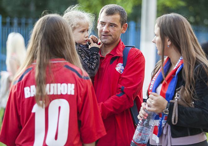 Без преувеличения легенда белорусского футбола Роман Василюк. В этом сезоне он снова раззабивался. Но, возможно, во второй шестерке Василюк дотянет до отметки 200 голов в чемпионатах Беларуси