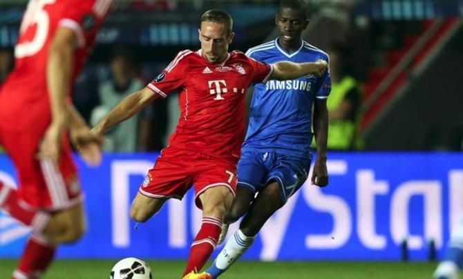 Франк Рибери в поединке на Суперкубок Европы доказал, что является лучшим игроком континента