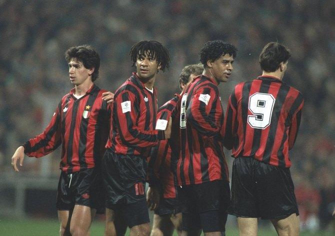 Тот самый легендарный «Милан»