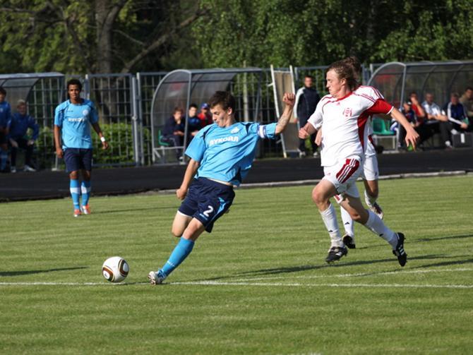 Станислав Драгун вернулся из сборной и сразу принялся забивать за