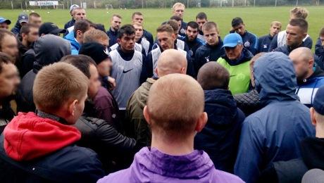 Две трэшовых субботних истории о минском «Динамо»