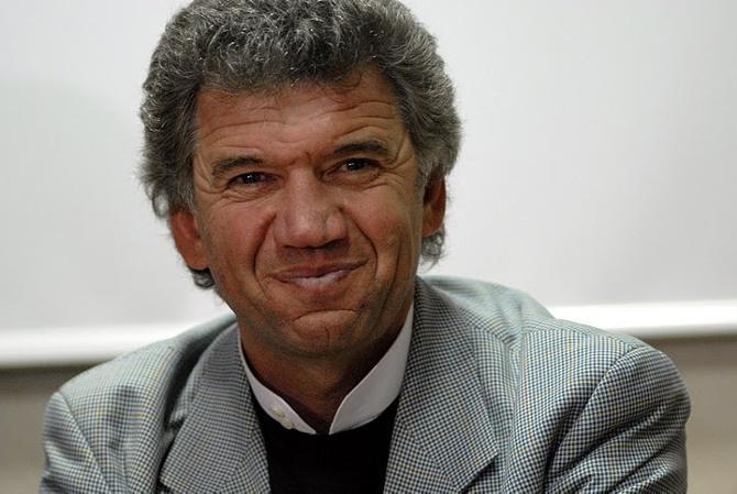 Владимир Геворкян хочет сеять больше добра и поэтому часто улыбается.