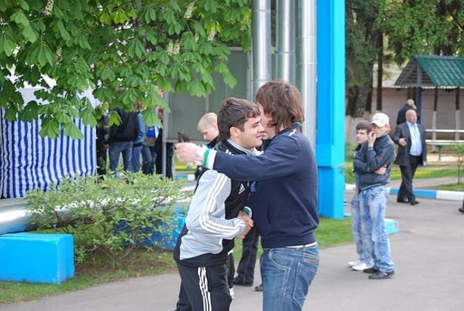 Владимир Юрченко и Леонид Ковель когда-то играли в Европе, а теперь пытаются вернуться туда через чемпионат Беларуси.
