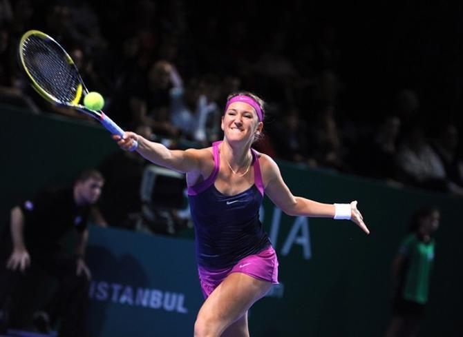 Виктория Азаренко не проиграла на итоговом турнире ни одного сета.