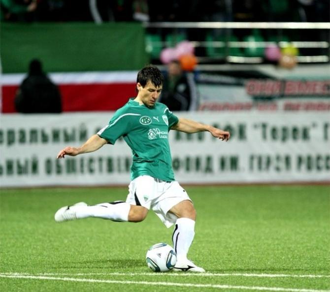 Сергей Омельянчук доволен своим грозненским этапом карьеры.