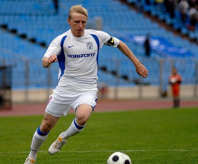 Команда Андрея Разина проиграла в Солигорске и откатилась на четвертое место.