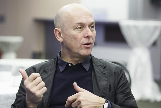 Президент «Милана» Ико Мильоре.