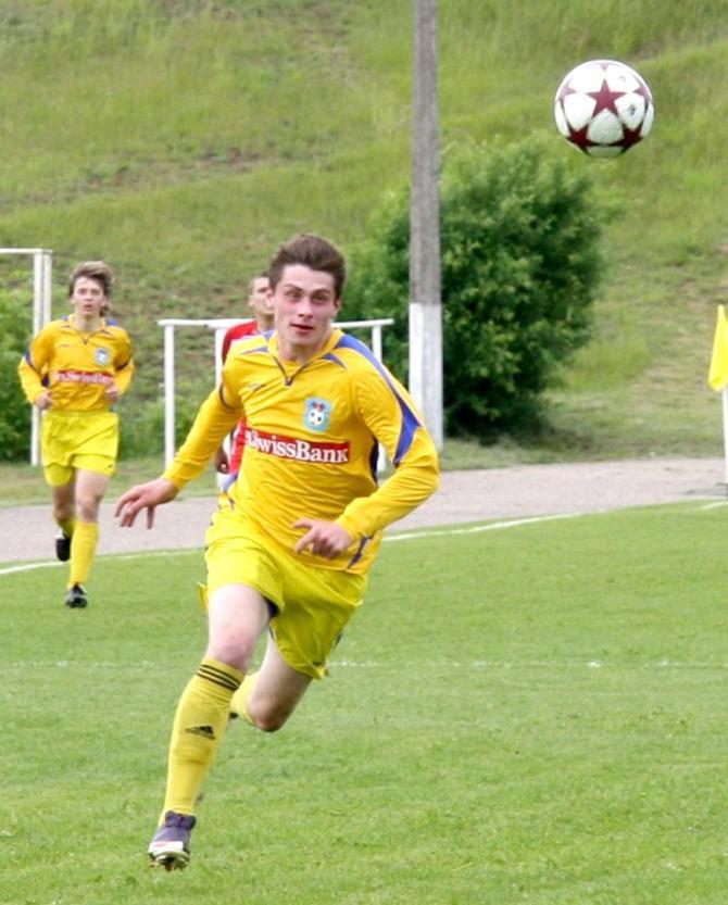 Алексей Вискушенко готов рисковать здоровьем ради возможности играть в футбол