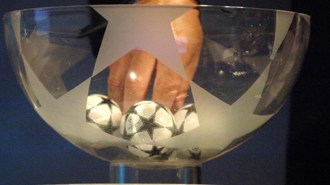 Рейтинг УЕФА учитывается при жеребьевке.