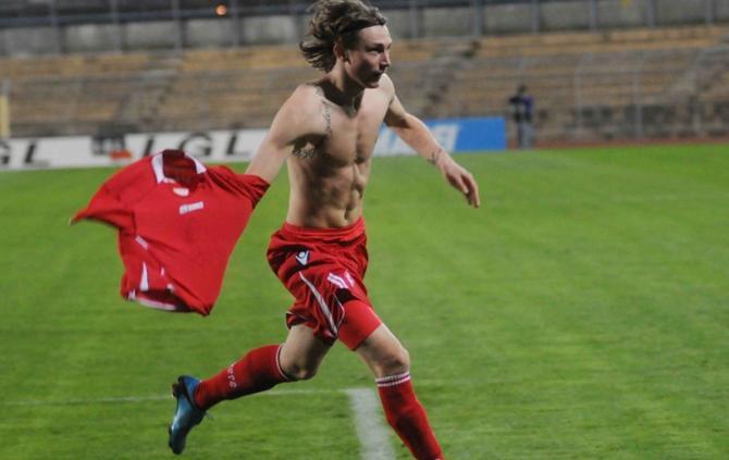 Михаил Сиваков уже испытал в Италии чувство победного гола