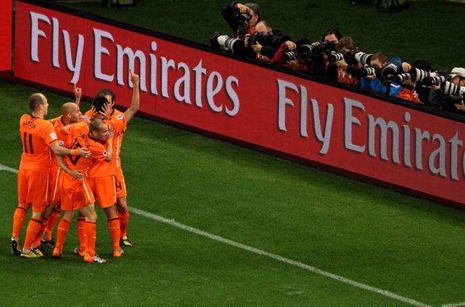 Голландия третий раз в истории вышла в финал.