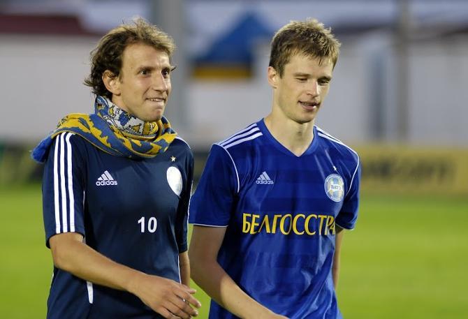 Павел Нехайчик и Ренан Брессан — две самые «дорогие» продажи белорусского футбола с 2008 года