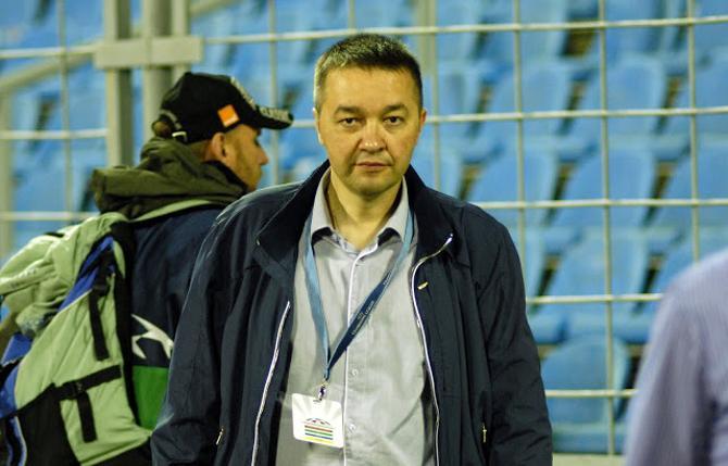 Борьба Анатолия Капского находит поддержку любителей белорусского футбола.