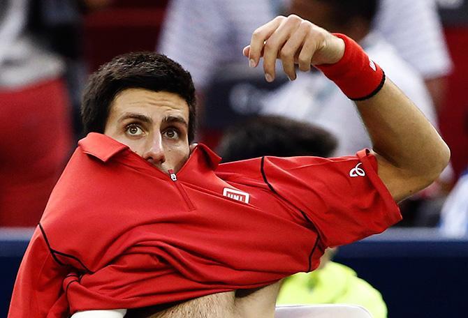 Сербский теннисист считает, что система допинг-контроля ВАДА не работает