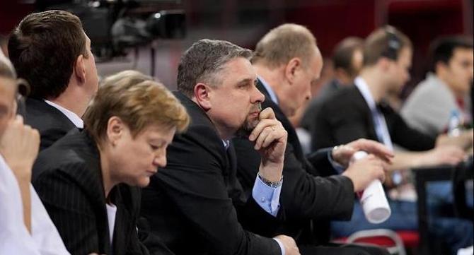 Перед тем, как возглавить сборную Беларуси, Римантас Григас много думал