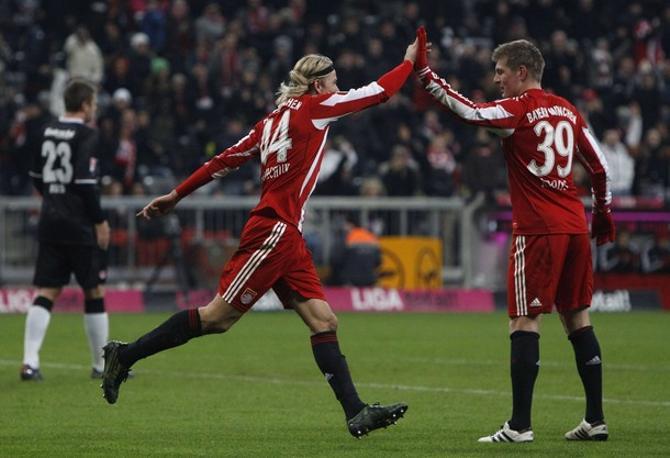 Тони Кроос - новая надежда немецкого футбола.