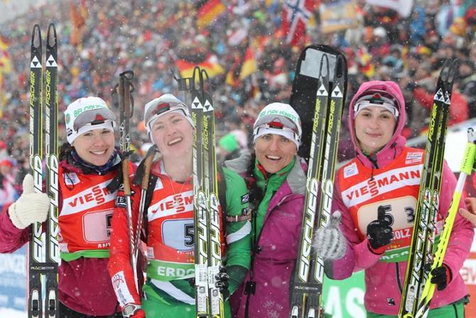 Белорусские девушки выступили в Италии просто здорово